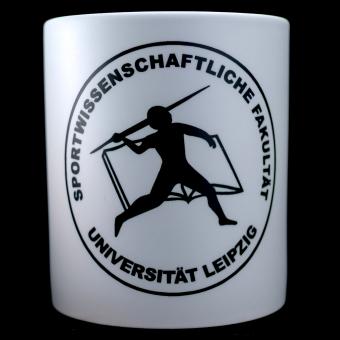 Keramiktasse Logo mit Geschenkbox